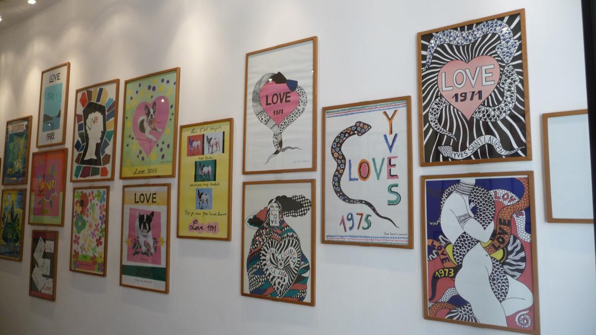 Galerie Yves Saint Laurent