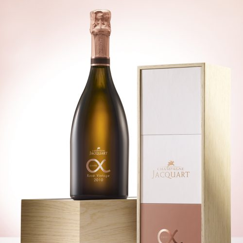 Coffret Rosé Vintage - Champagne Jacquart