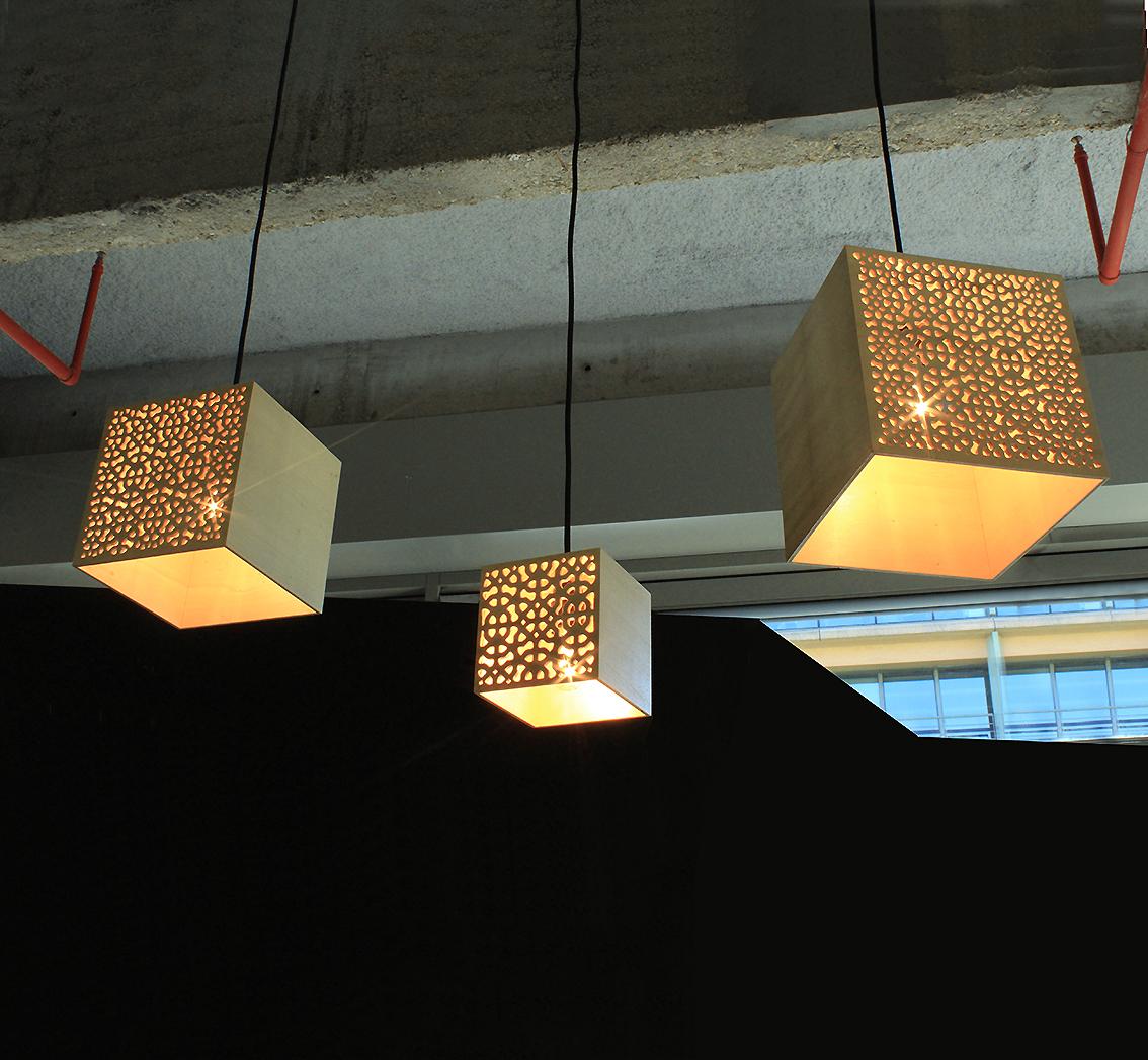 Trio de Lampes
