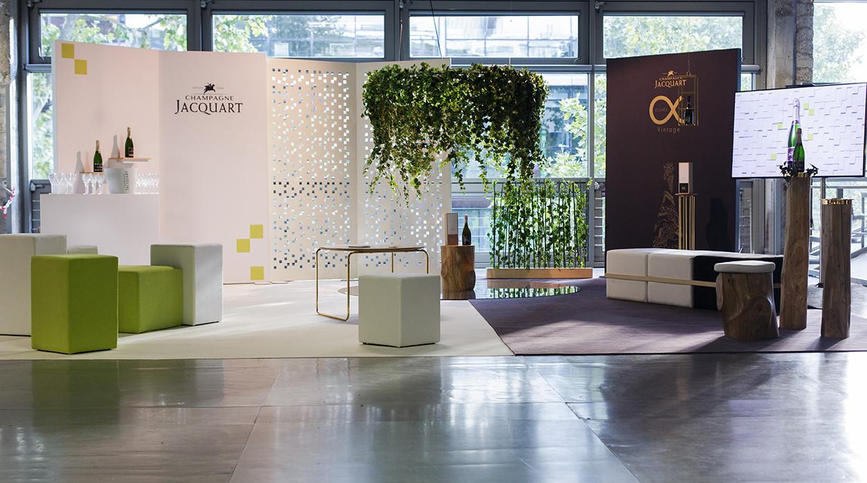 Soirée Jacquart - Paris Design Week